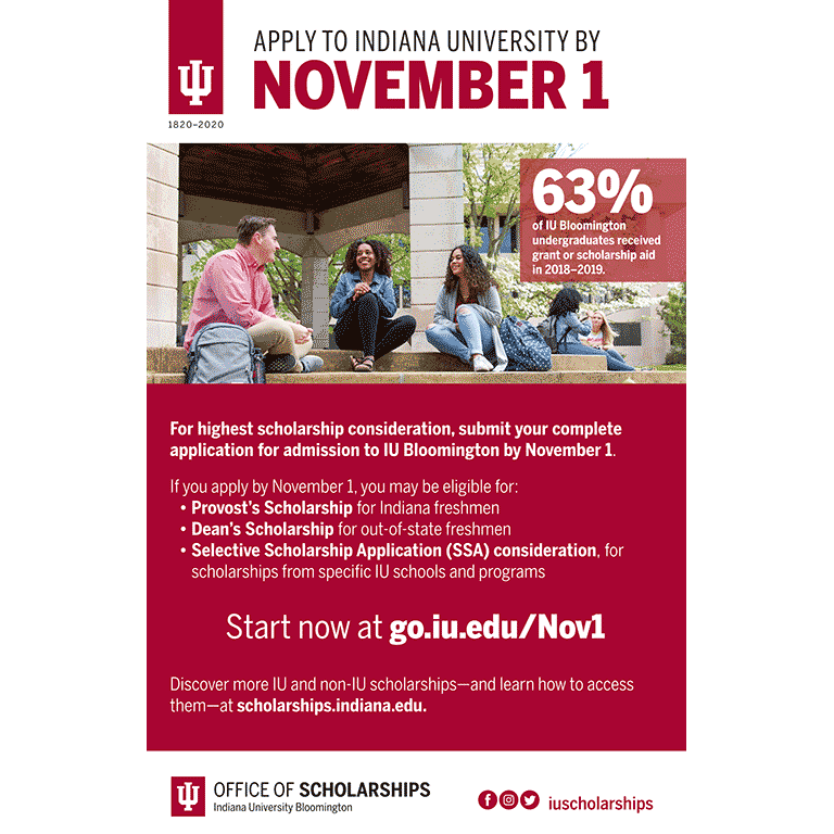 Counselors: Office of Scholarships: Indiana University ...