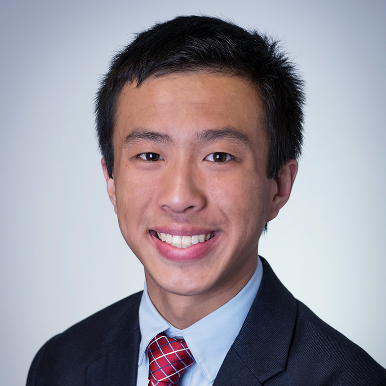 Matt Seto, junior, Kelley School of Business